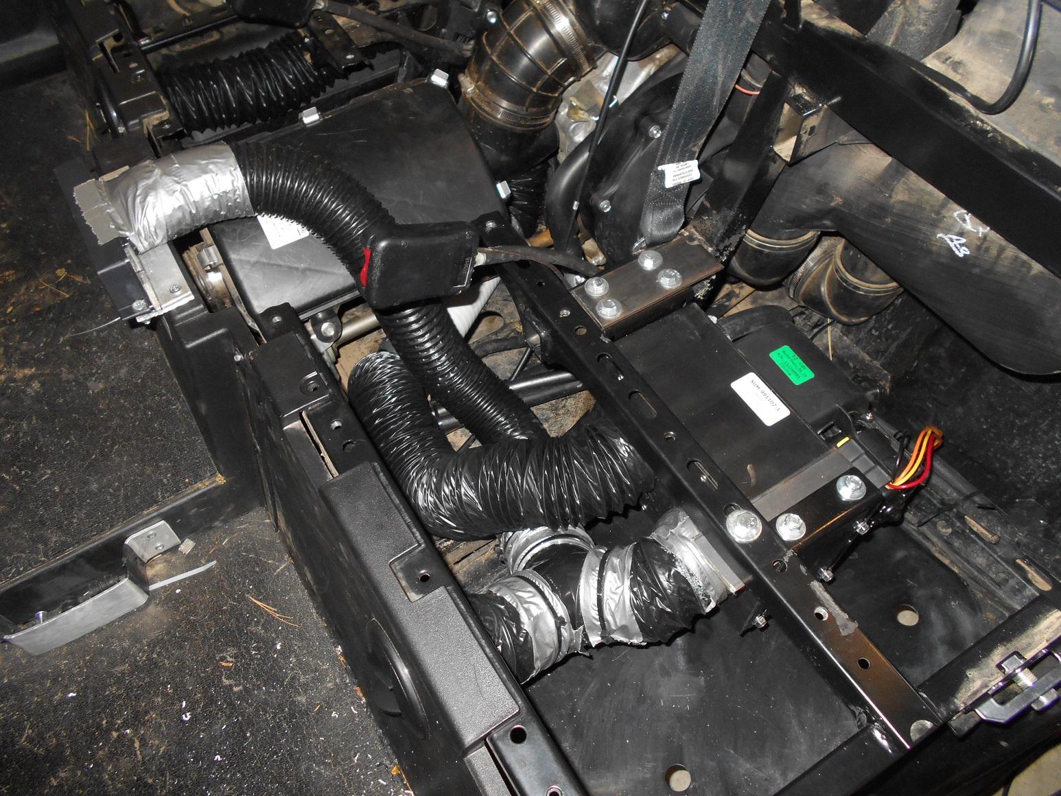 Muffler Kit For Yamaha Viking