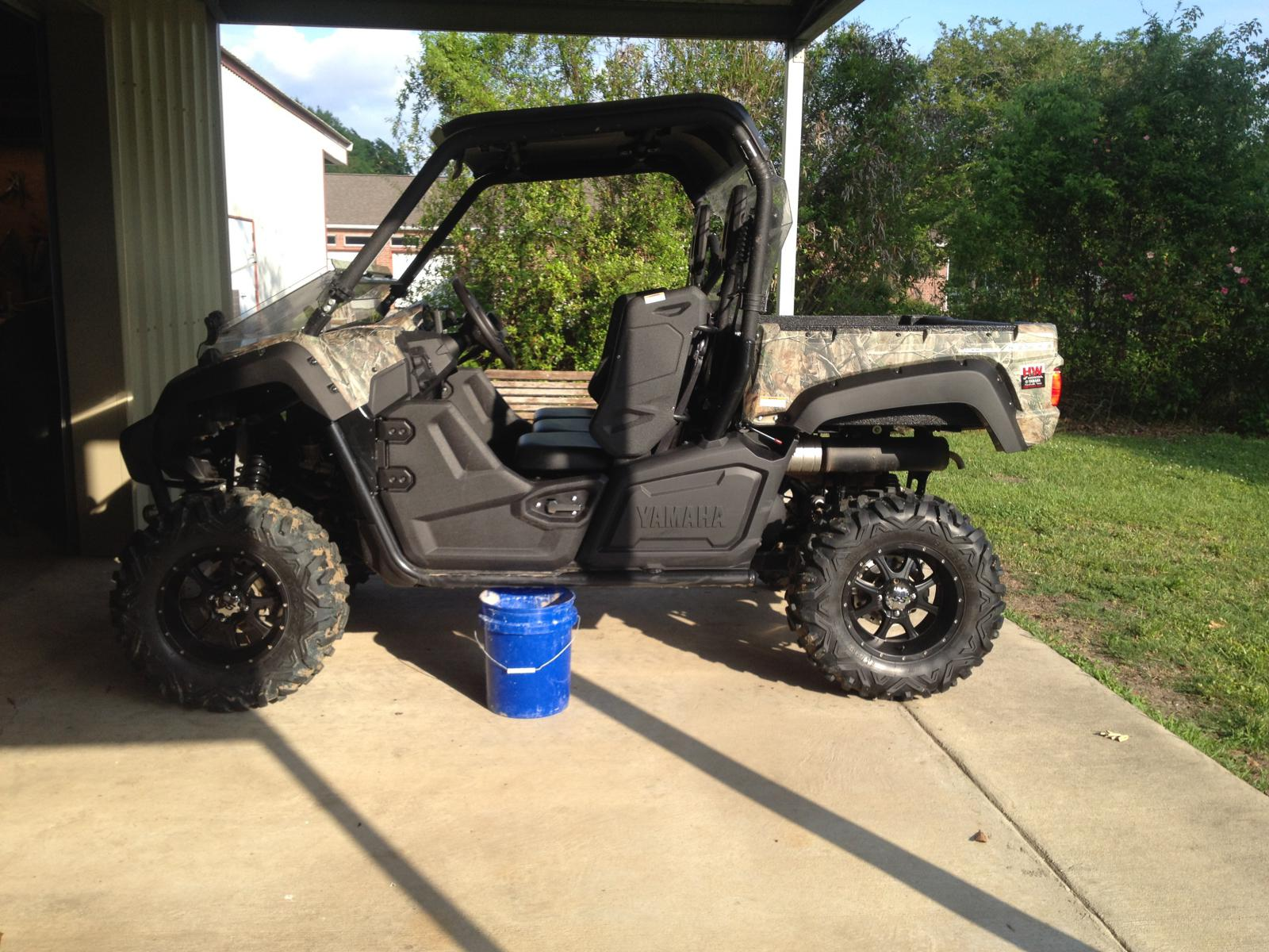 Yamaha Wolverine For Sale >> Looking for lift kit info? (pros and cons) - Page 5 - Yamaha Viking Forum