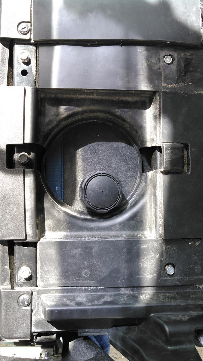 6 Gallon Aux Gas Tank Yamaha Viking Forum