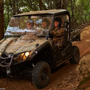 2014 Yamaha Viking EPS Side by Side in Realtree AP