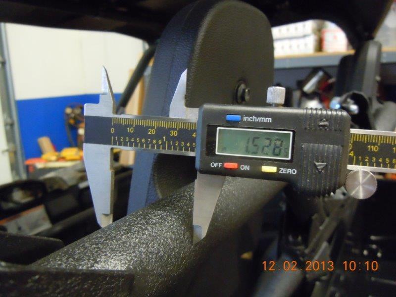 Roll Bar Tube Amp Bumper Tube Diameter Reference Yamaha